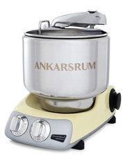 Тестомес комбайн Ankarsrum AKM6230C Assistent кремовый (базовый комплект)