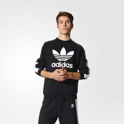 Свитшот мужской adidas ORIGINALS BERLIN CREW