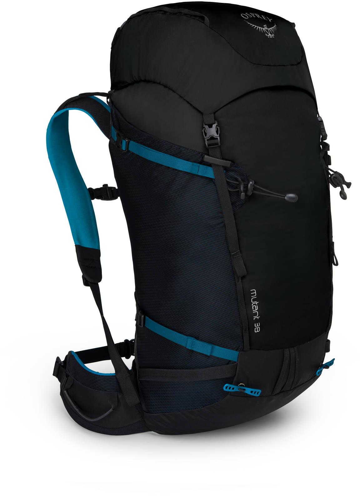 Туристические рюкзаки Рюкзак Osprey Mutant 38 Black Ice Mutant_38_F18_Side_Black_Ice_web.jpg