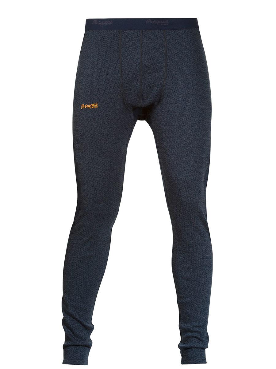 Bergans термобелье брюки 8964 Snoull Tights Night Blue