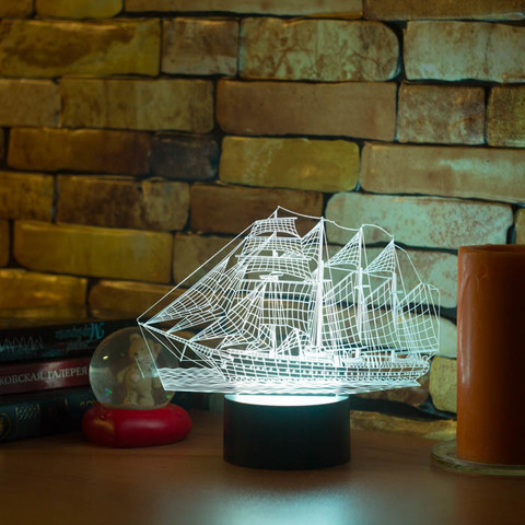 Art-Lamps Парусник