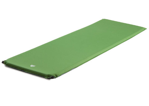 Самонадувающийся туристический коврик TREK PLANET Relax 50 70430/70431 (серый)