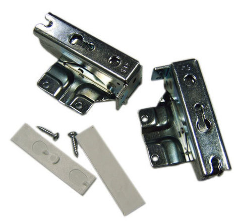 Комплект петель для встраиваемого холодильника Bosch (Бош) - 481147, 173630, 172409