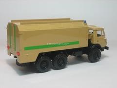 KAMAZ-4310 Encashment truck Elecon 1:43