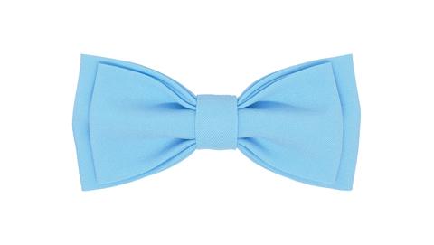 Однотонная галстук - бабочка