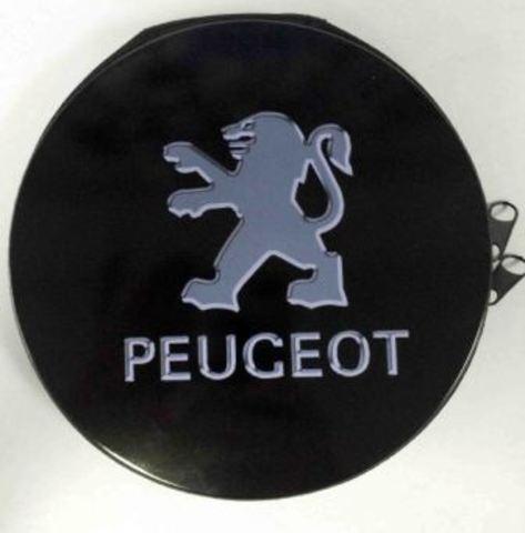 Металлическая сумка для дисков CD-24 Pegeout /20