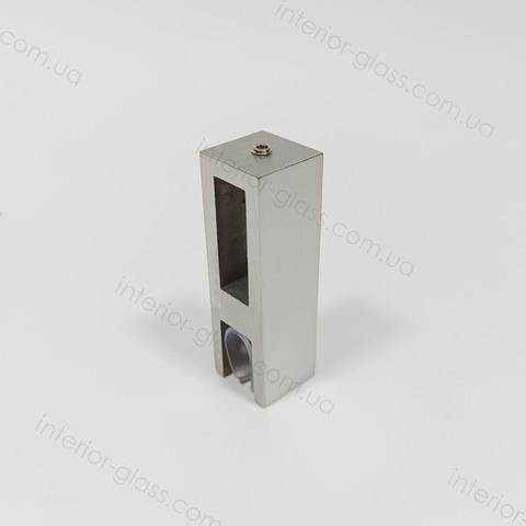 Соединитель труба-стекло ST-310 SSS нерж. сталь