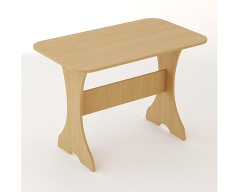 Стол обеденный СТАНДАРТ СТ-01 дуб беленый