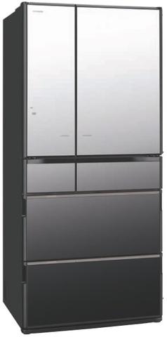 Многокамерный холодильник Hitachi R-X690GU X
