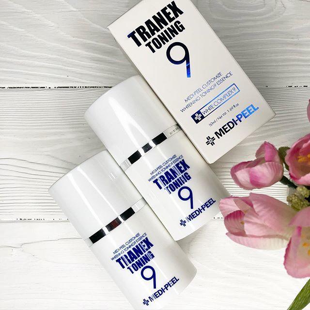 Эссенция отбеливающая для лица MEDI-PEEL Tranex Toning 9 Whitening Essence 50 мл