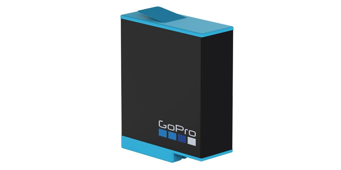 Литий-Ионный аккумулятор для камеры HERO9 GoPro ADBAT-001 (Rechargeable Battery) внешний вид