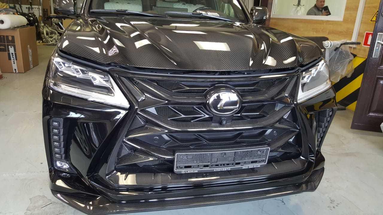 Обвес MTR Design для Lexus LX