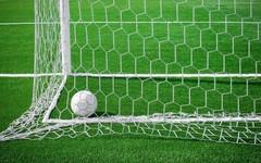 Сетка для футбольных ворот FIFA (7,50м х 2,50м ) шестигранная, d=5.0мм  /пара.