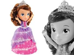 Кукла Принцесса София Дисней, поет, разговаривает