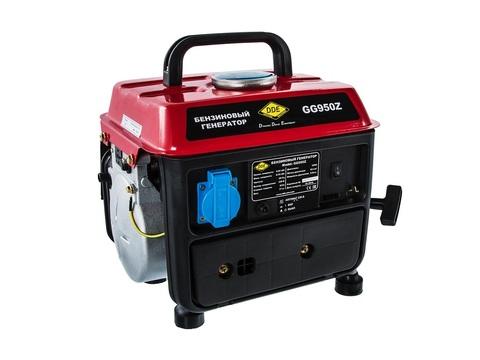 Генератор бензиновый DDE GG950Z (1ф ном/макс. 0,65/0,72 кВт, LP63, 2-х тактн двигатель, руч (GG950Z)