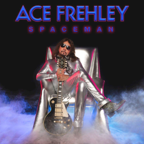 Ace Frehley / Spaceman (CD)