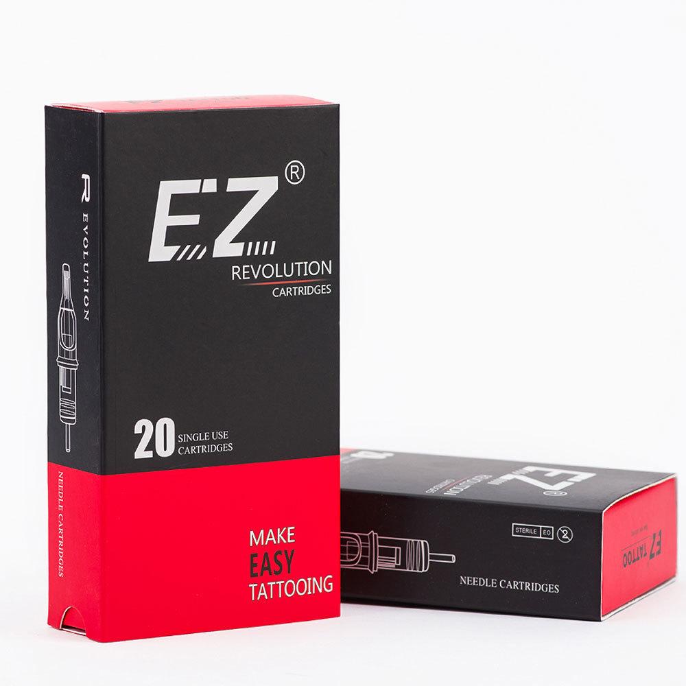Картриджи EZ Revolution Curved Magnum