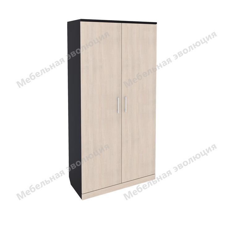 Шкаф с широкими полками, Эволюция