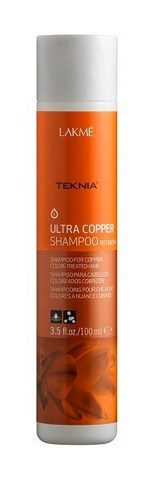 Lakme Ultra copper shampoo refresh (100 мл)