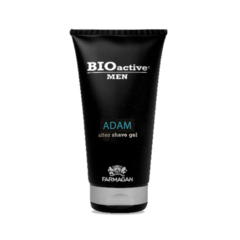 FARMAGAN bioactive man adam/деликатный гель после бритья adam  100 мл.