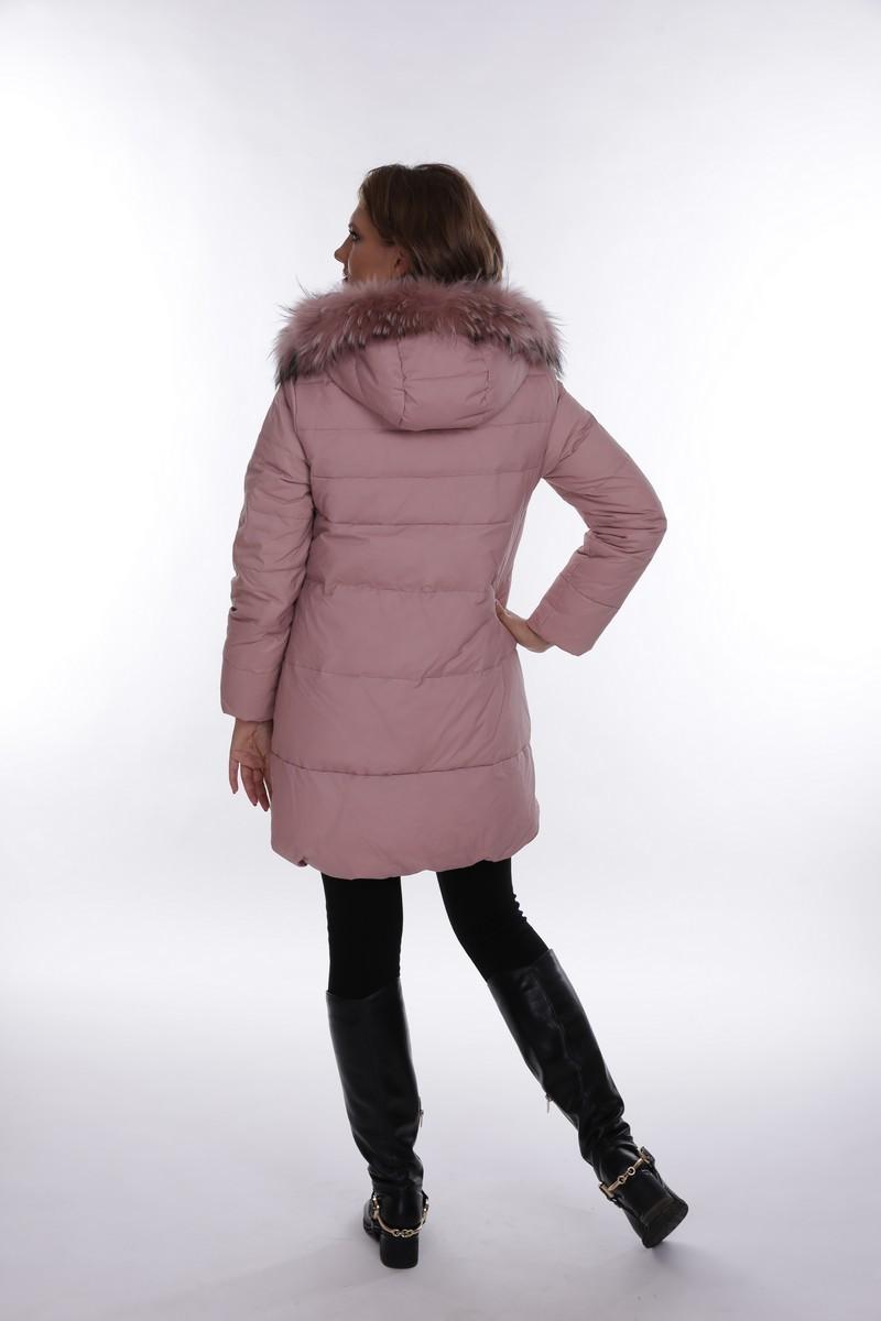 Куртка для беременных 09094 розовый
