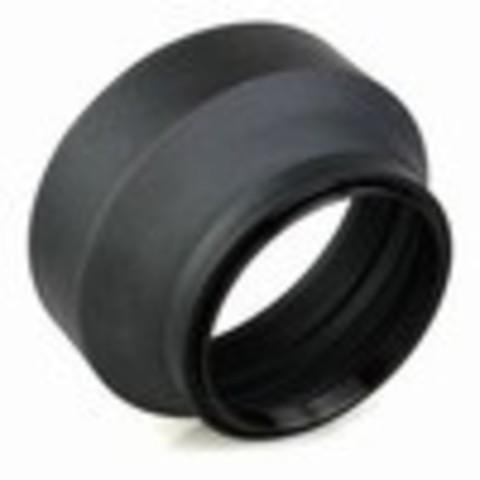 Каучуковая резьбовая бленда Etsumi Hama Lens Hood 58mm