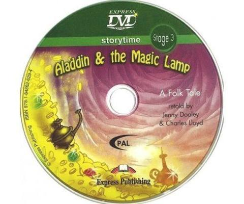 Aladdin & the Magic Lamp. DVD