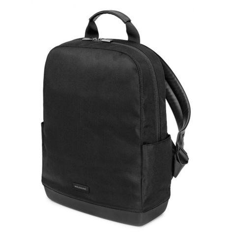 Рюкзак Moleskine Technical Weave черный ET92CCBKBK 32x41x13см 17л. 1кг.