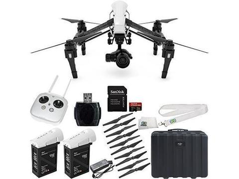 Квадрокоптер DJI Inspire 1 Pro Everything You Need Kit