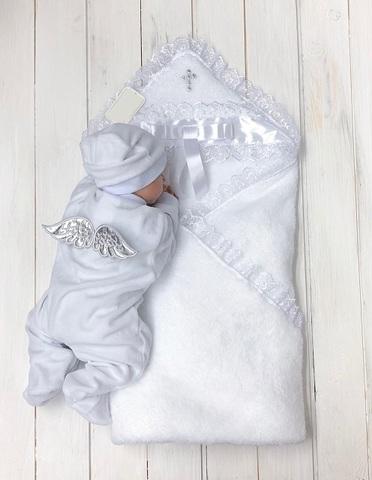 Набор для крещения My Little Angel серебро