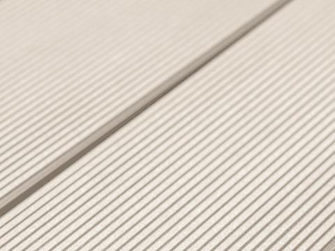 Террасная доска SW Abies (R) - радиальный распил. Цвет бежевый.