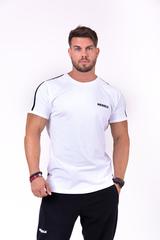 Мужская футболка Nebbia 143 white