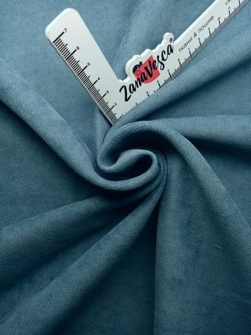 Канвас-велюр AR01403-114 джинс