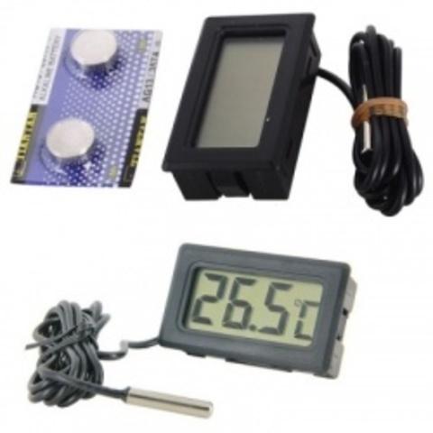 Компактный цифровой термометр ТР-2(TPM-10)с выносным зондом