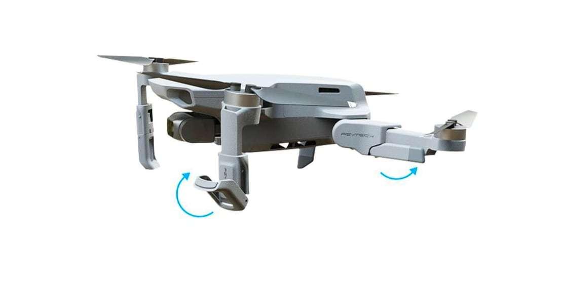 Удлинитель шасси PgyTech Mavic Mini Landing Gear Extensions P-12A-012 на дроне
