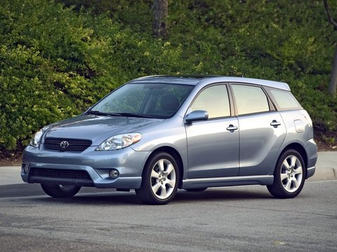 Чехлы на Toyota Matrix 2002–2010 г.в.