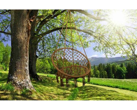Плетеное кресло-гамак RGK-10