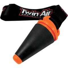 Заглушка (затычка) выхлопной трубы TwinAir для 2Т мотоцикла (18-40мм)