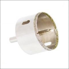 Коронка алмазная с центровым сверлом СТК-066 (D=16-45мм)