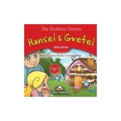 Hansel & Gretel CD