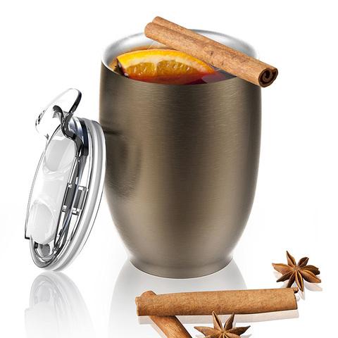 Термокружка Asobu Imperial beverage (0,3 литра), коричневая