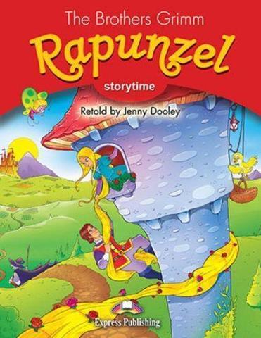 Rapunzel. Книга для чтения. Stage 2 (2-3 классы)
