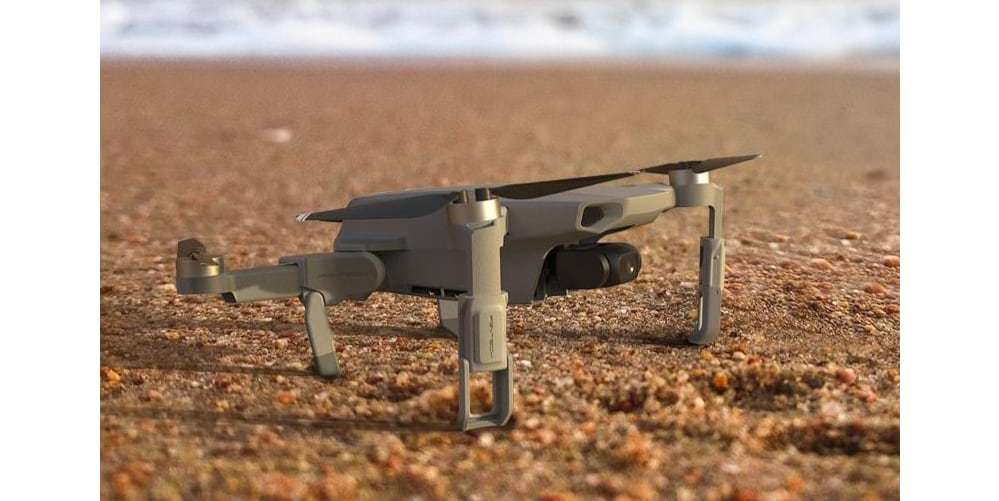 Удлинитель шасси PgyTech Mavic Mini Landing Gear Extensions P-12A-012 на песке