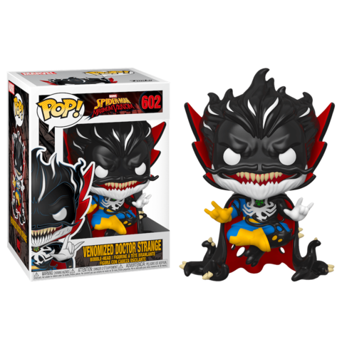 Venomized Doctor Strange Funko Pop! || Доктор Стрэндж