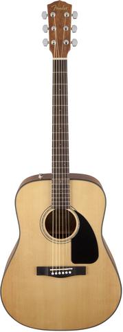 FENDER CD-60 DREAD V3 DS NAT WN акустическая гитара