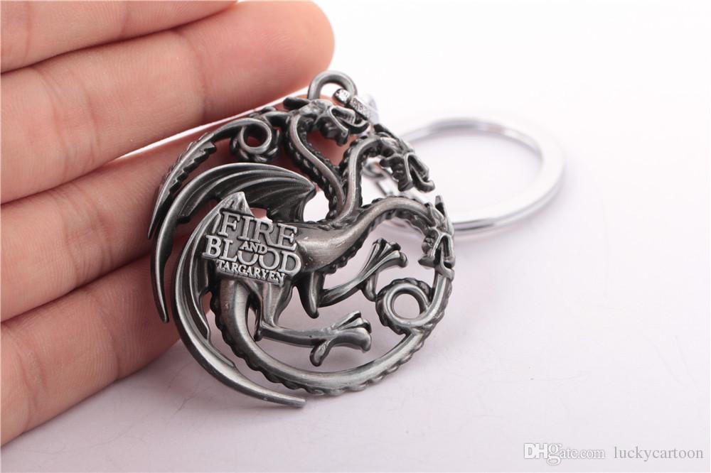 Брелок Game of Thrones Logo