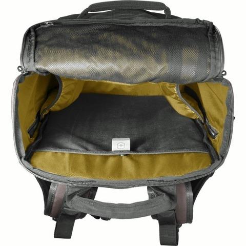 Рюкзак Victorinox Vx Touring, антрацитовый, 29x16x49 см, 25 л