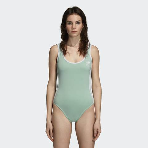 Боди adidas ORIGINALS  3-STRIPES BODYSUIT