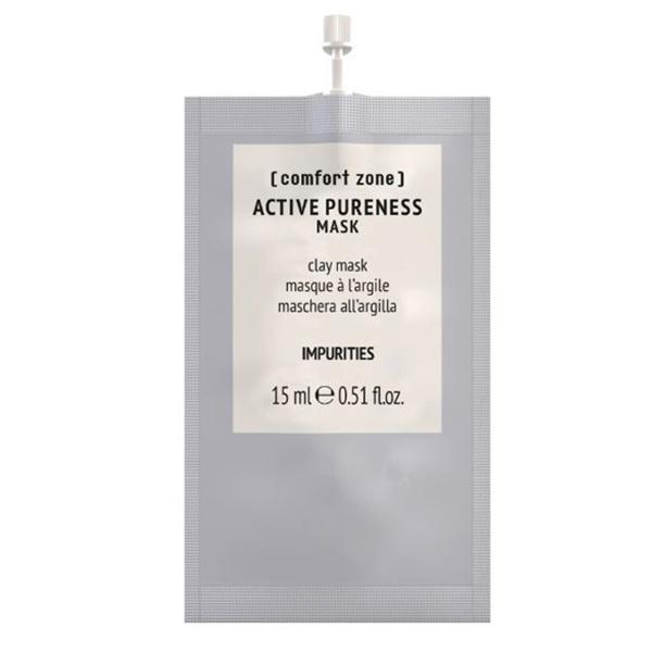 Маска для лица очищающая Comfort Zone Active Pureness Mask 15 мл