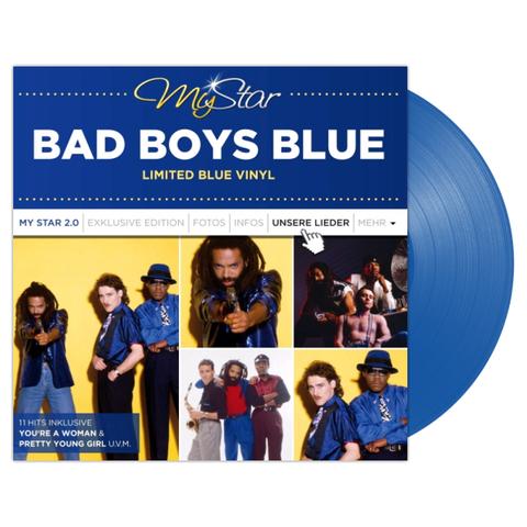 Bad Boys Blue / My Star 2.0 (Coloured Vinyl)(LP)